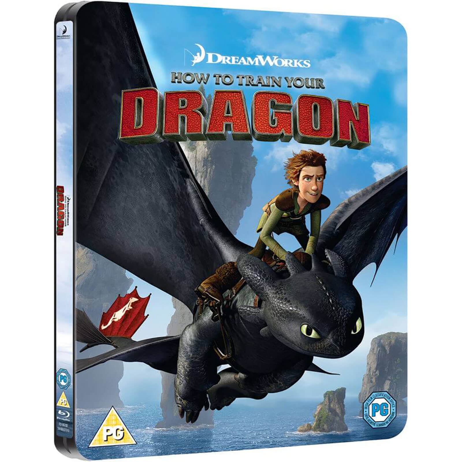 How to Train Your Dragon - Limited Edition Steelbook von 20th Century Fox