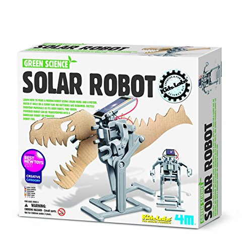 4M Green Science Robot solarny von 4M