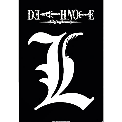 ABYstyle ABYDCO087 - Poster Death Note, L Symbol von ABYstyle Studio