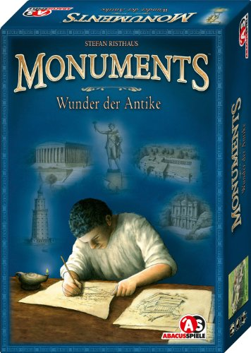 ABACUSSPIELE 23081 - Monuments von Abacus Spiele
