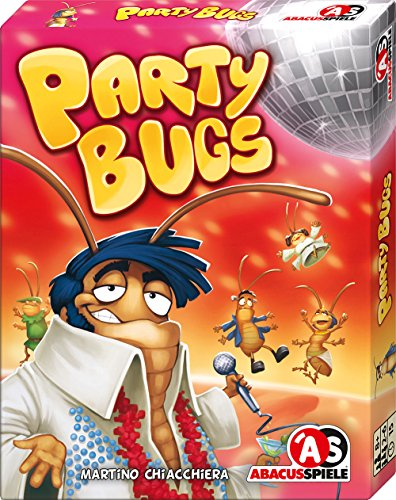 ABACUSSPIELE ABA08181 - Party Bugs von Abacus Spiele
