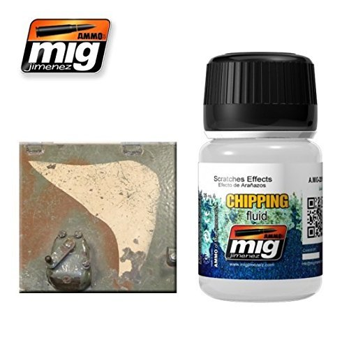 Ammo of Mig: Scratches Effects von Ammo of Mig