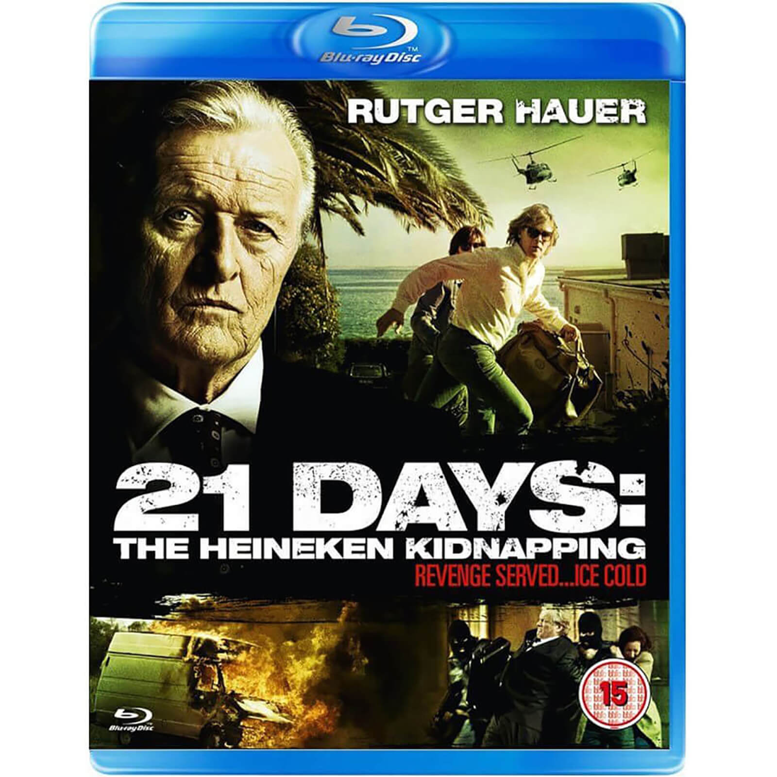 21 Days – The Heineken Kidnapping von Arrow Video