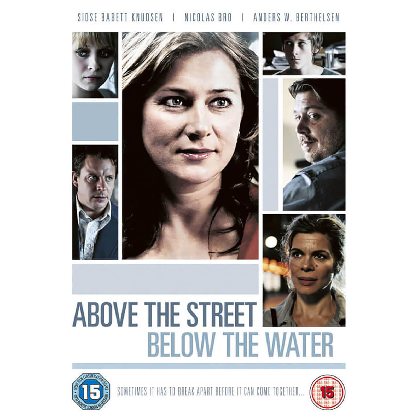 Above the Street, Below the Water von Arrow Video