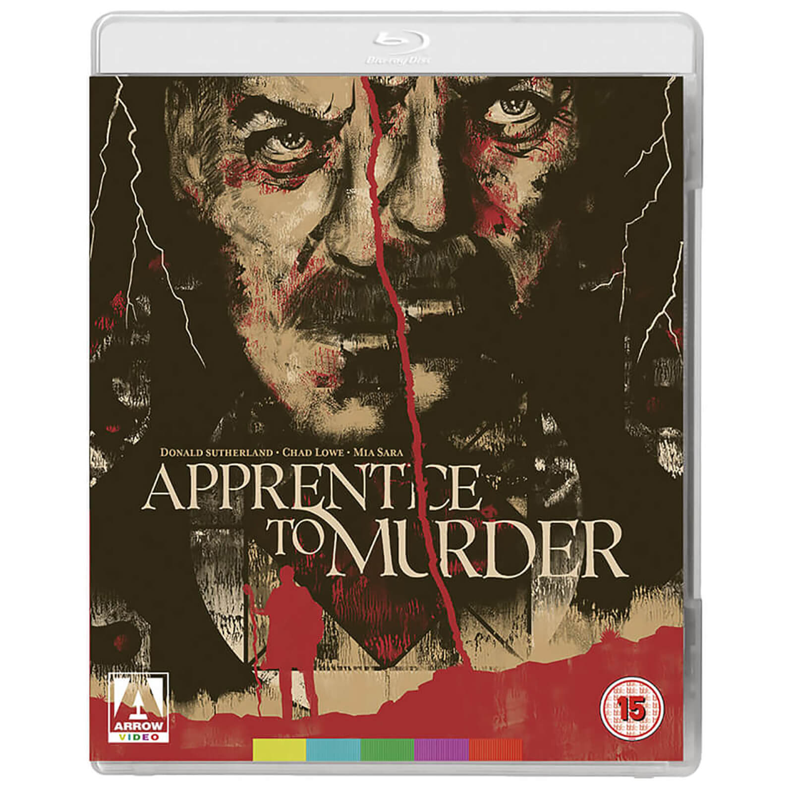 Apprentice to Murder von Arrow Video