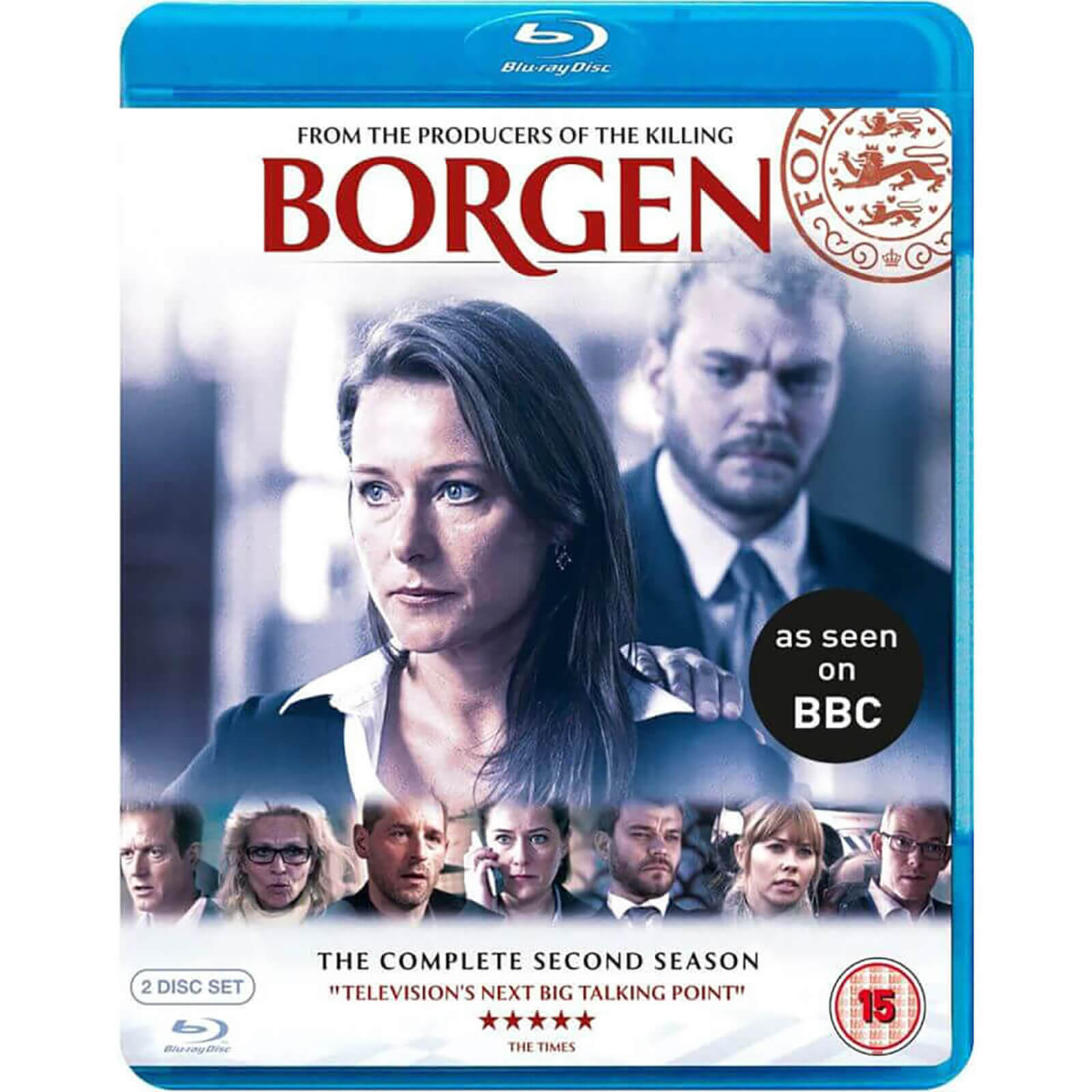 Borgen - Season 2 von Arrow Video