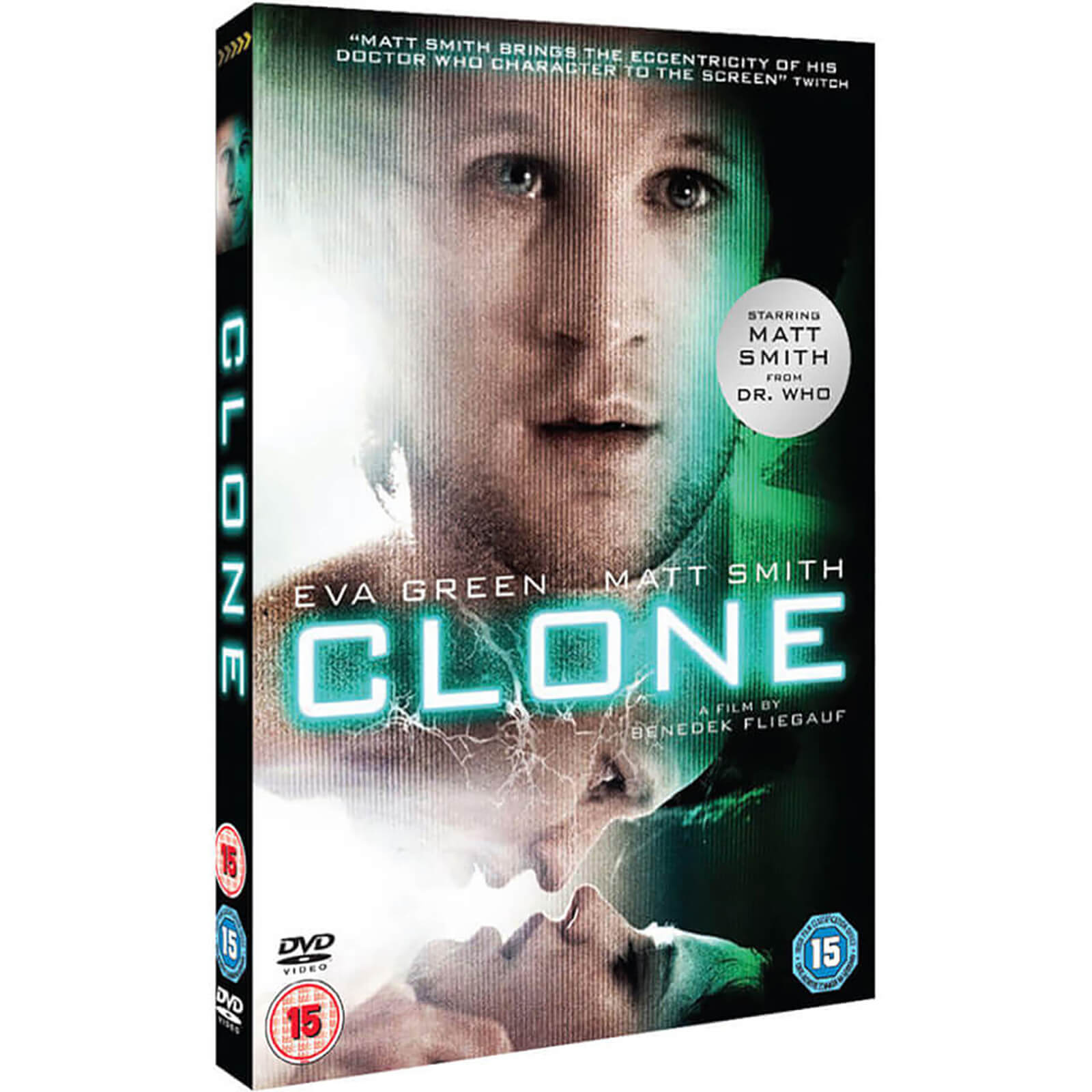 Clone (Lenticular Sleeve) von Arrow Video