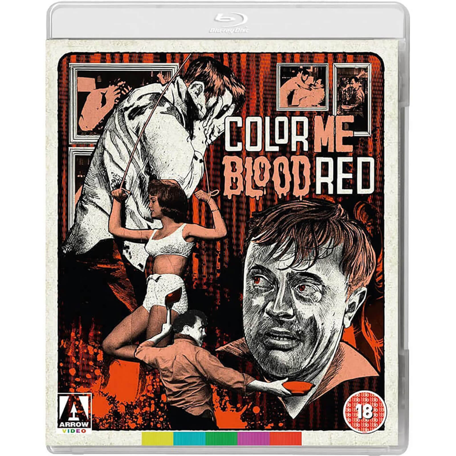 Color Me Blood Red von Arrow Video