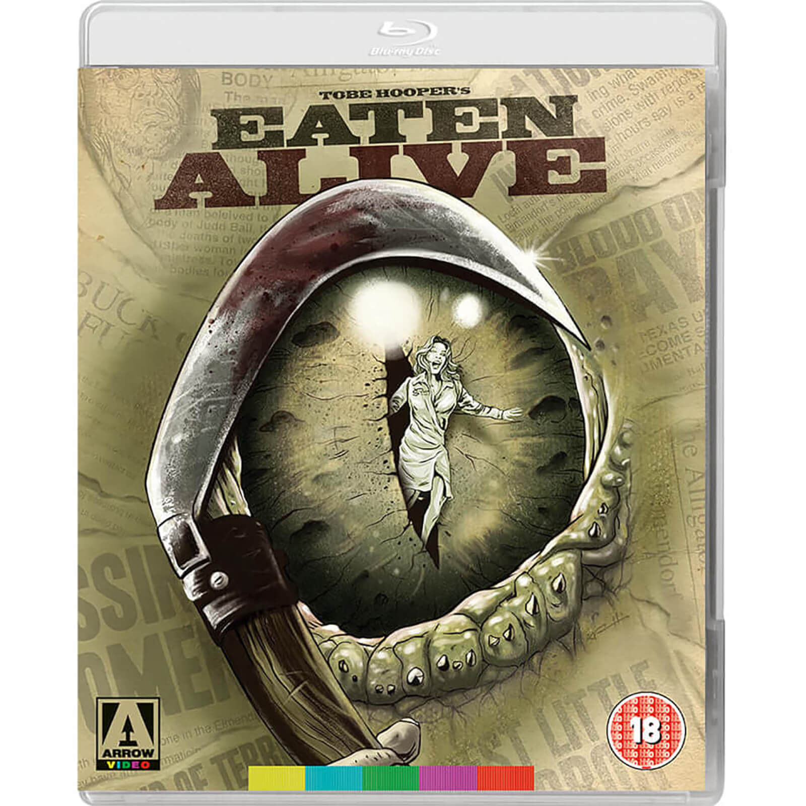 Eaten Alive von Arrow Video