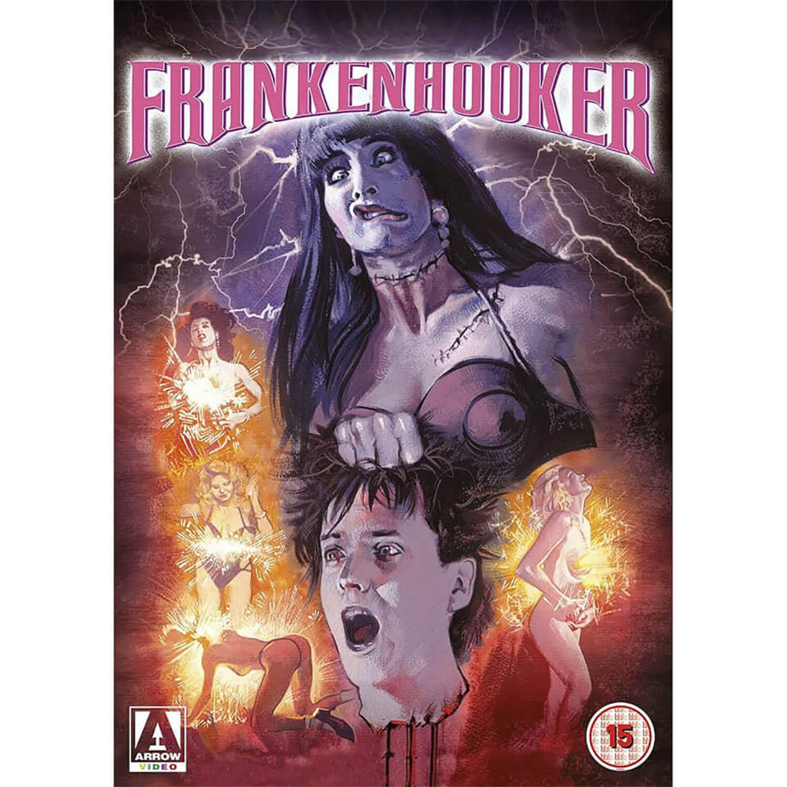Frankenhooker von Arrow Video
