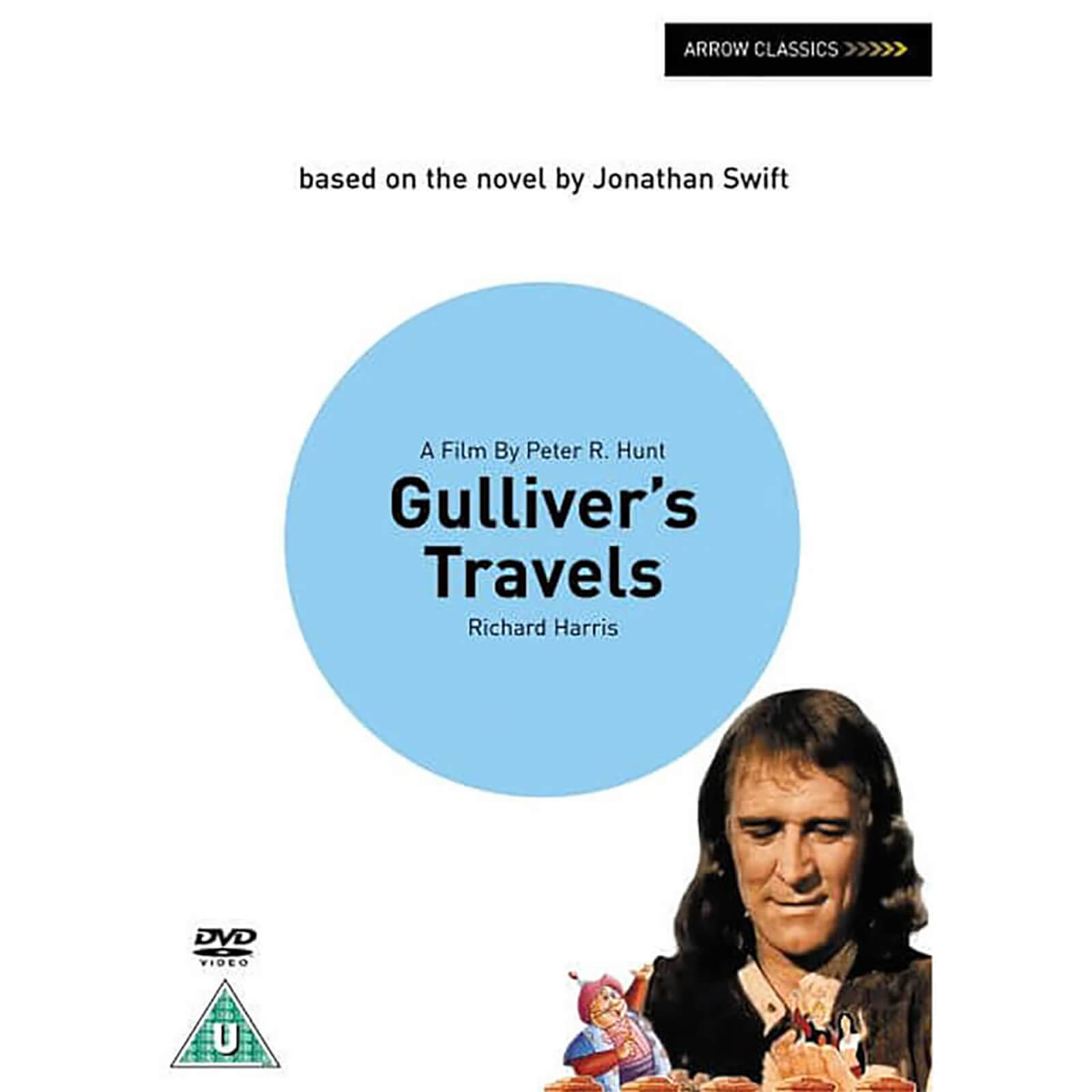 Gullivers Travels von Arrow Video