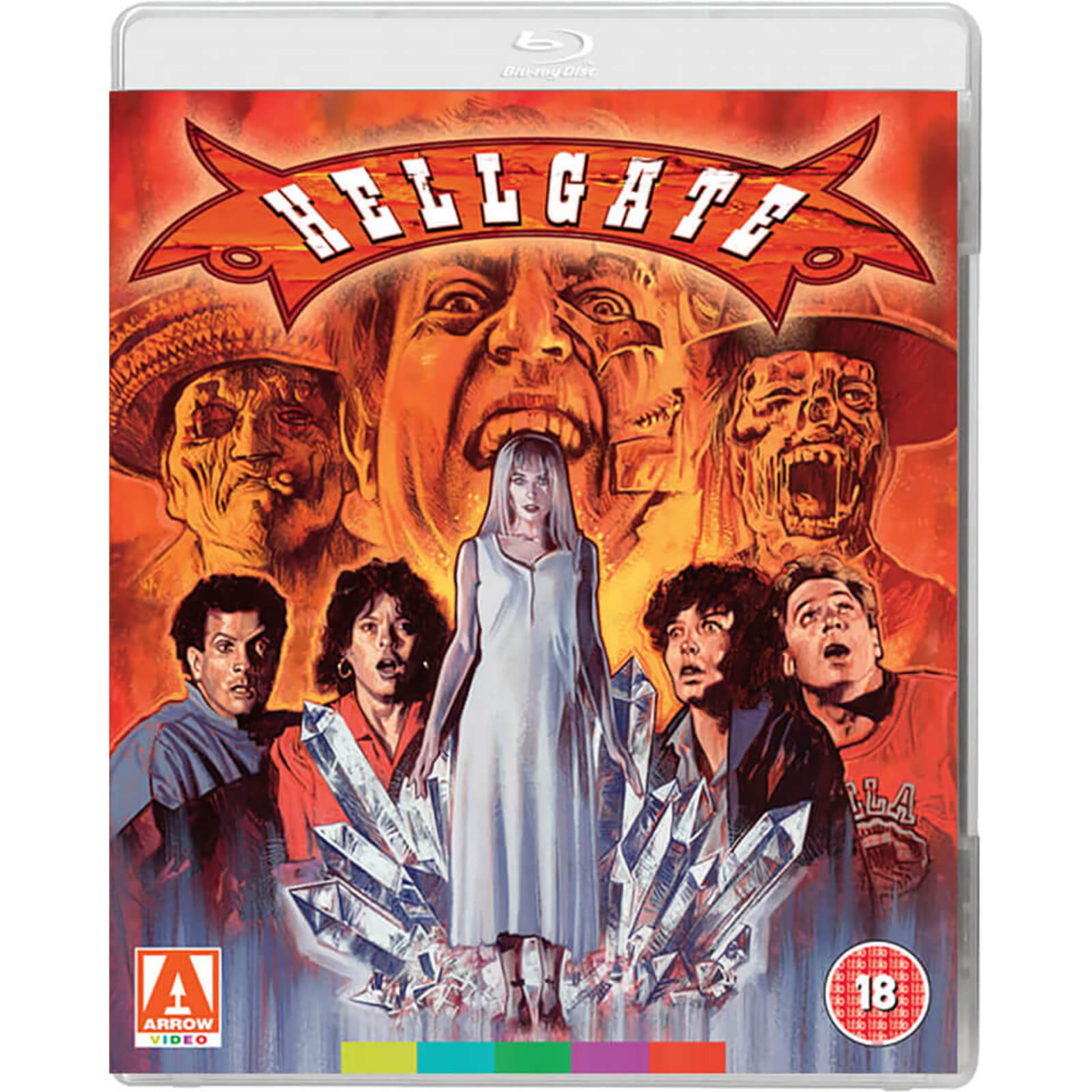 Hellgate von Arrow Video