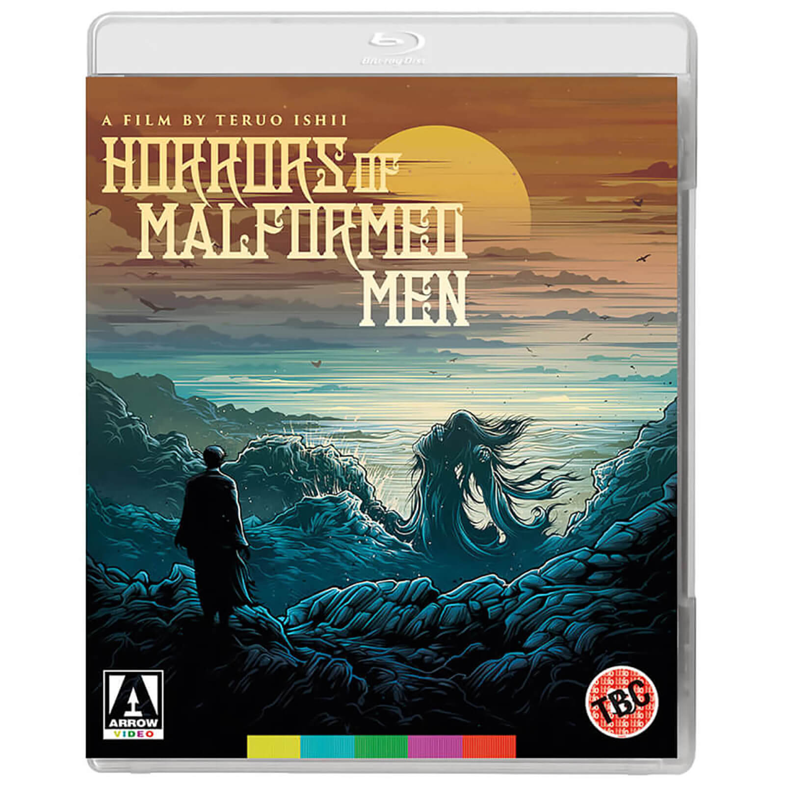 Horrors Of Malformed Men von Arrow Video