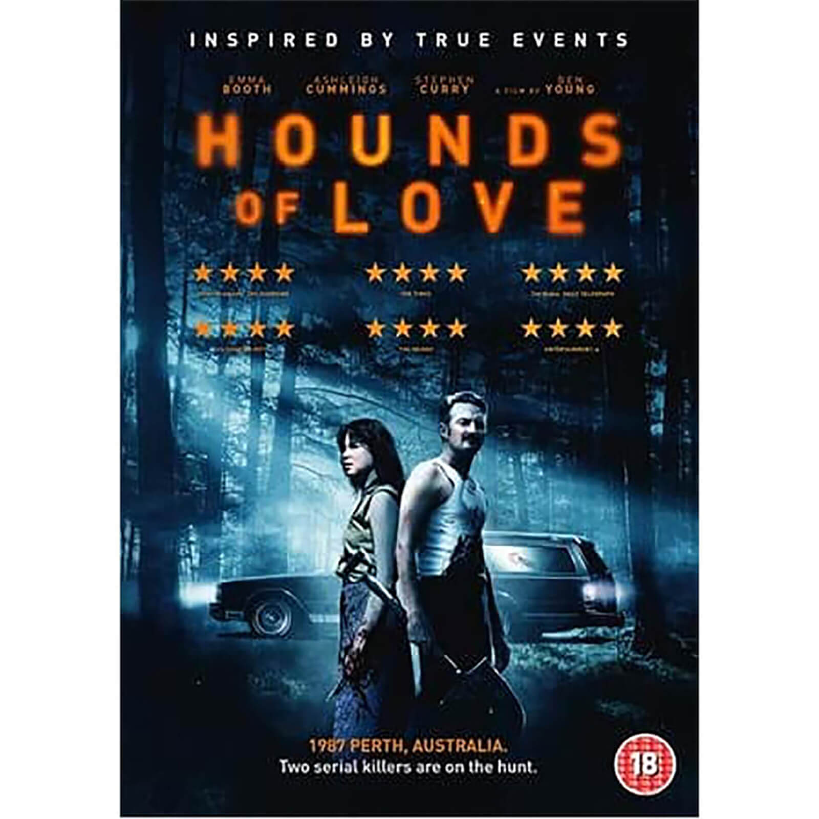 Hounds of Love von Arrow Video