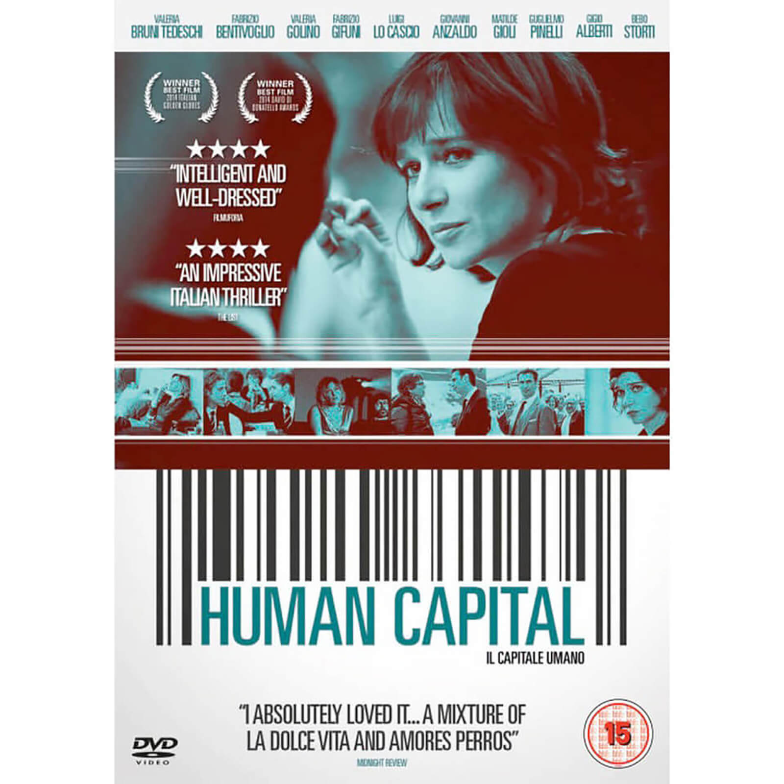 Human Capital von Arrow Video
