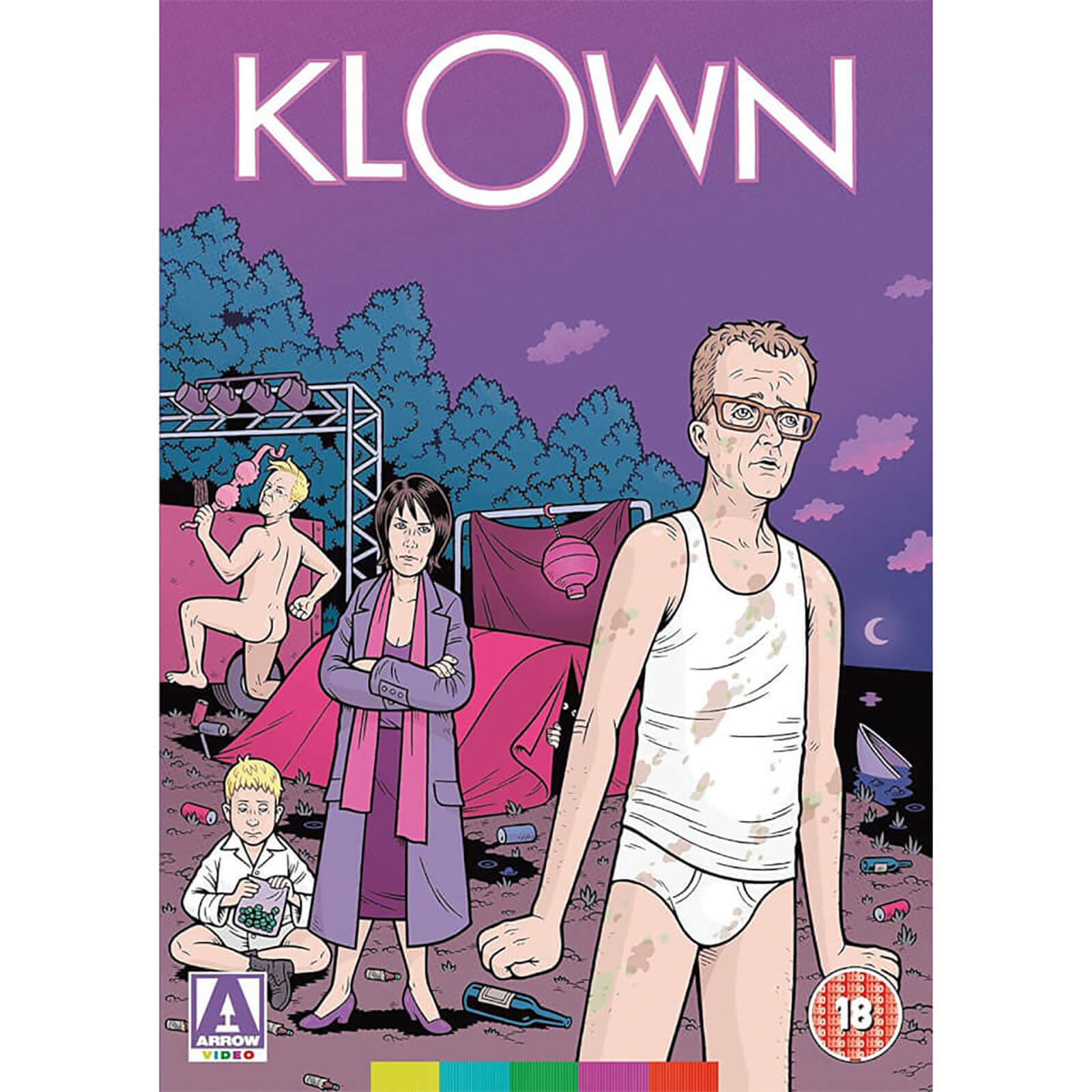 Klown von Arrow Video