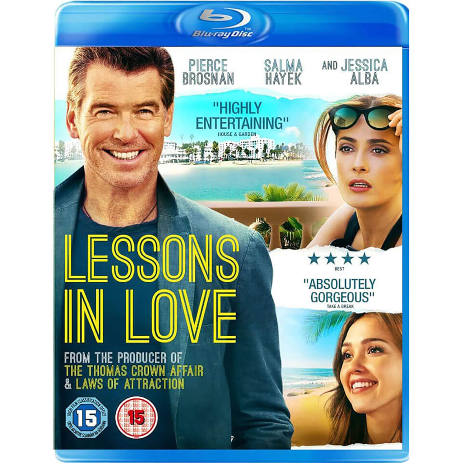 Lessons In Love von Arrow Video