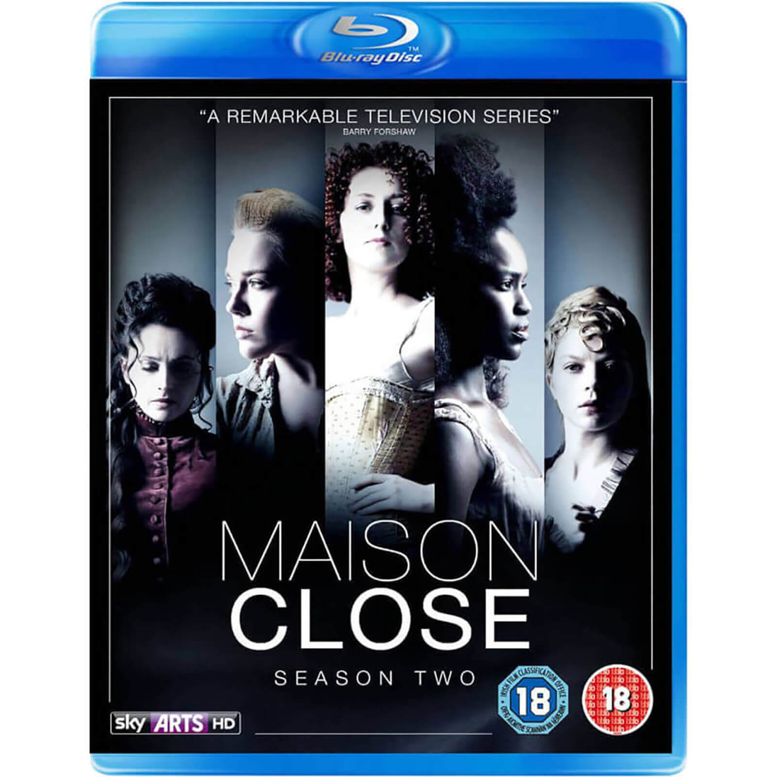 Maison Close - Season 2 von Arrow Video