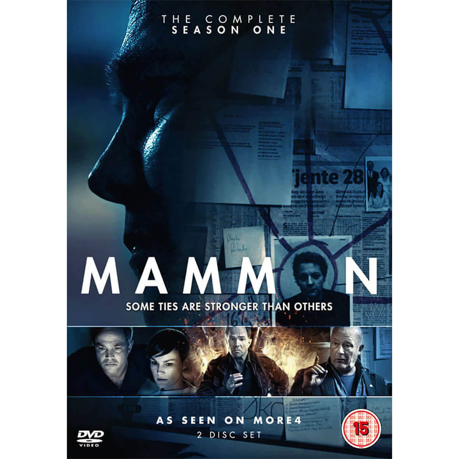 Mammon von Arrow Video