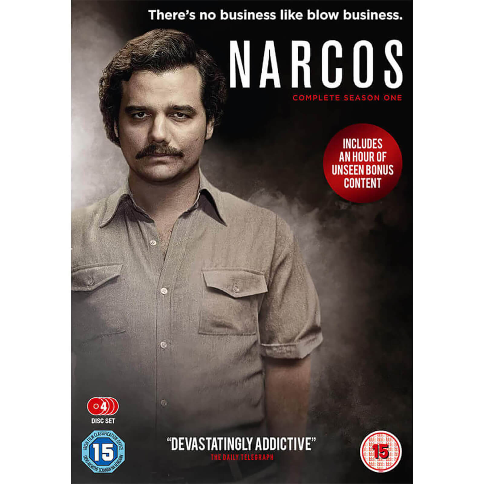Narcos - Season 1 von Arrow Video