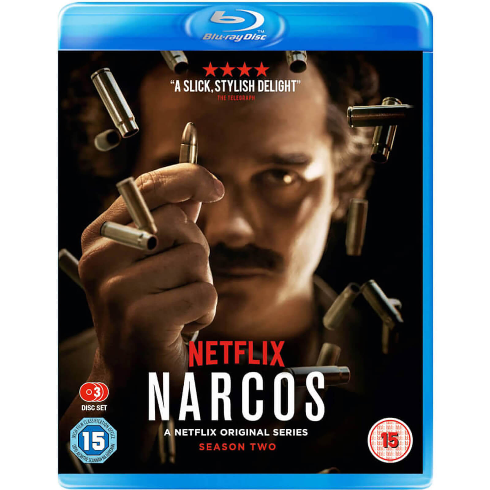 Narcos - Season 2 von Arrow Video