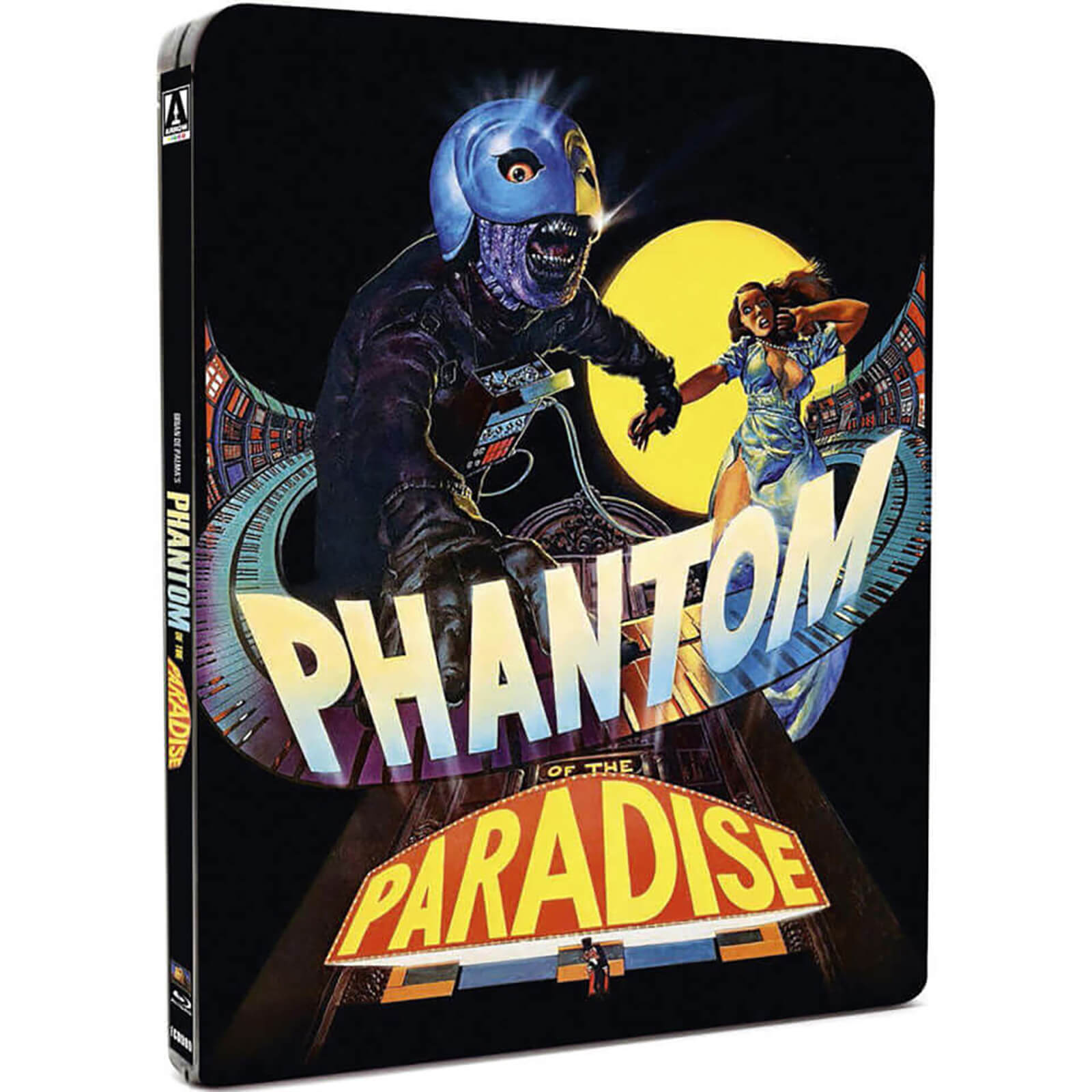 Phantom of the Paradise - Limited Edition Steelbook von Arrow Video