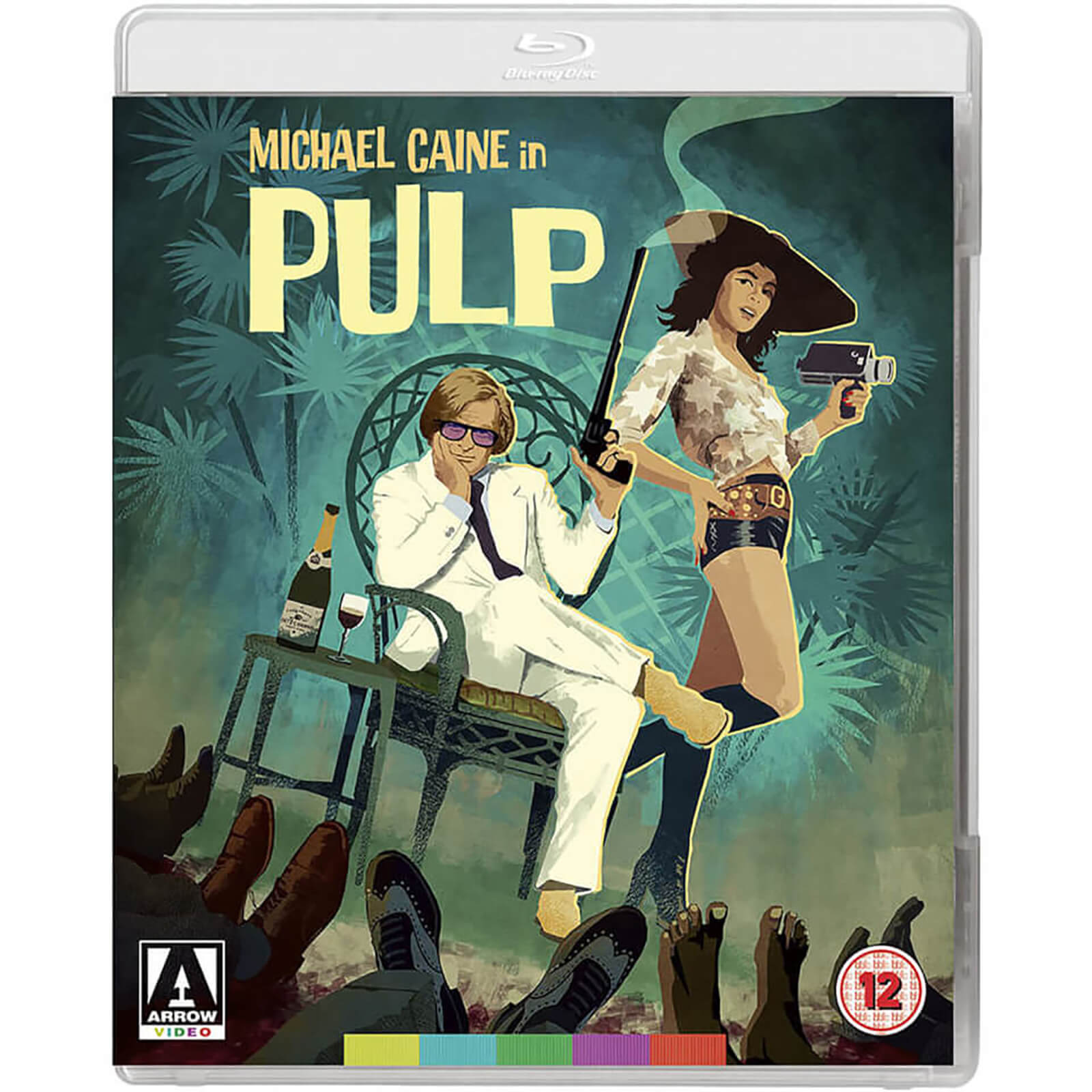 Pulp von Arrow Video