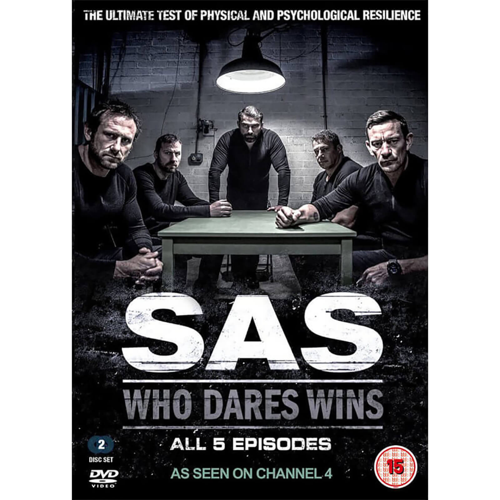 SAS: Who Dares Wins von Arrow Video