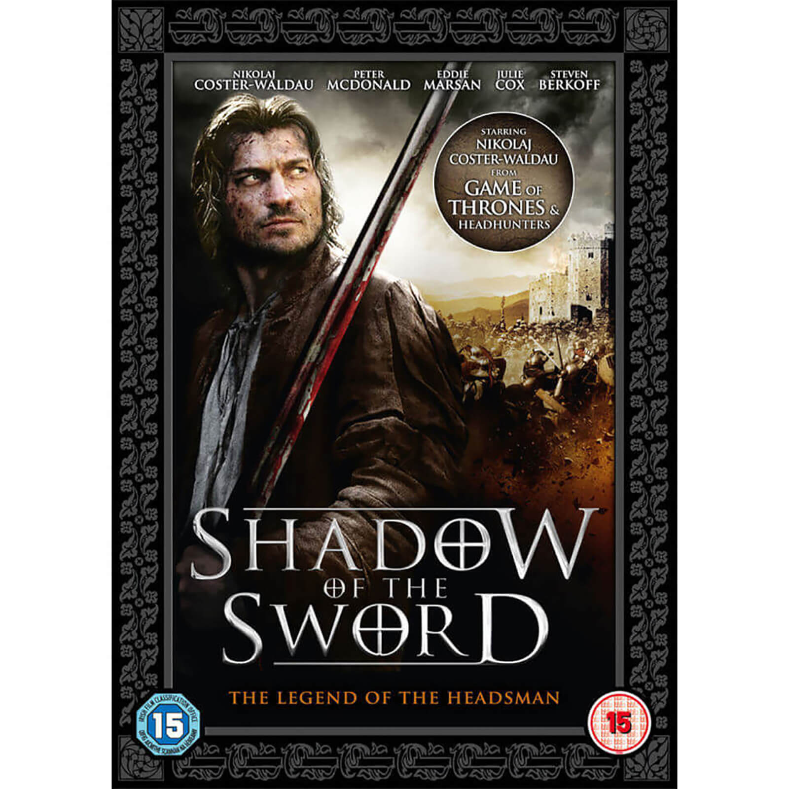 Shadow of the Sword von Arrow Video