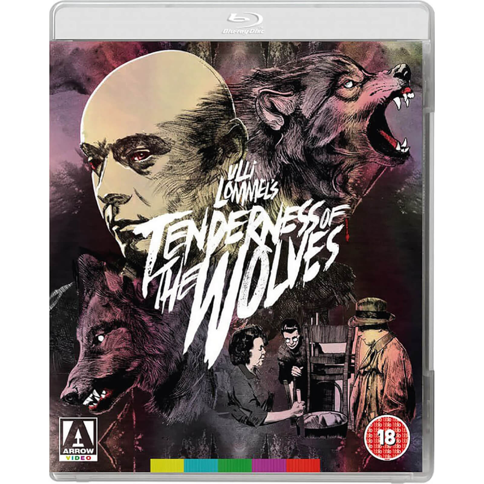 Tenderness Of The Wolves - Dual Format (Includes DVD) von Arrow Video