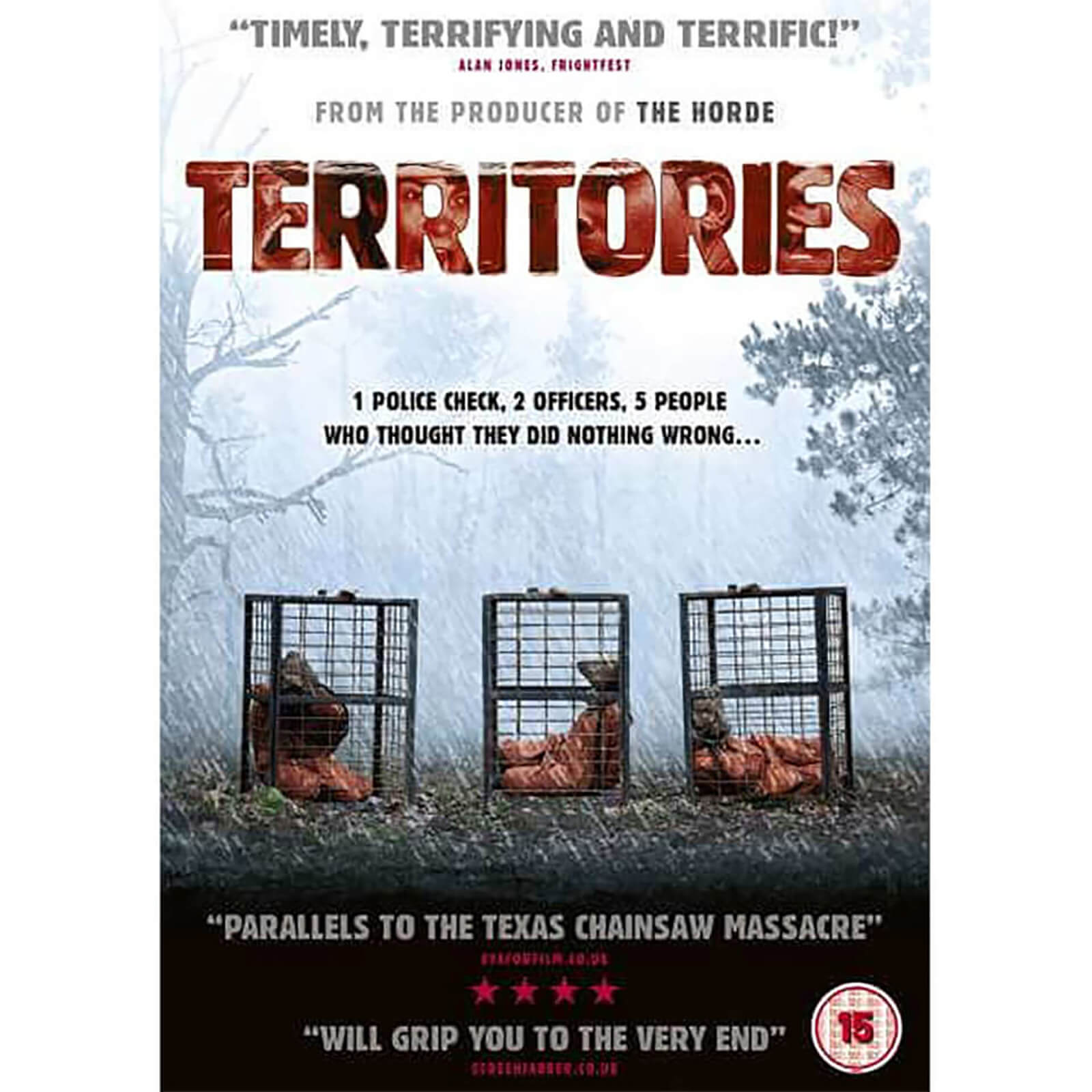 Territories von Arrow Video