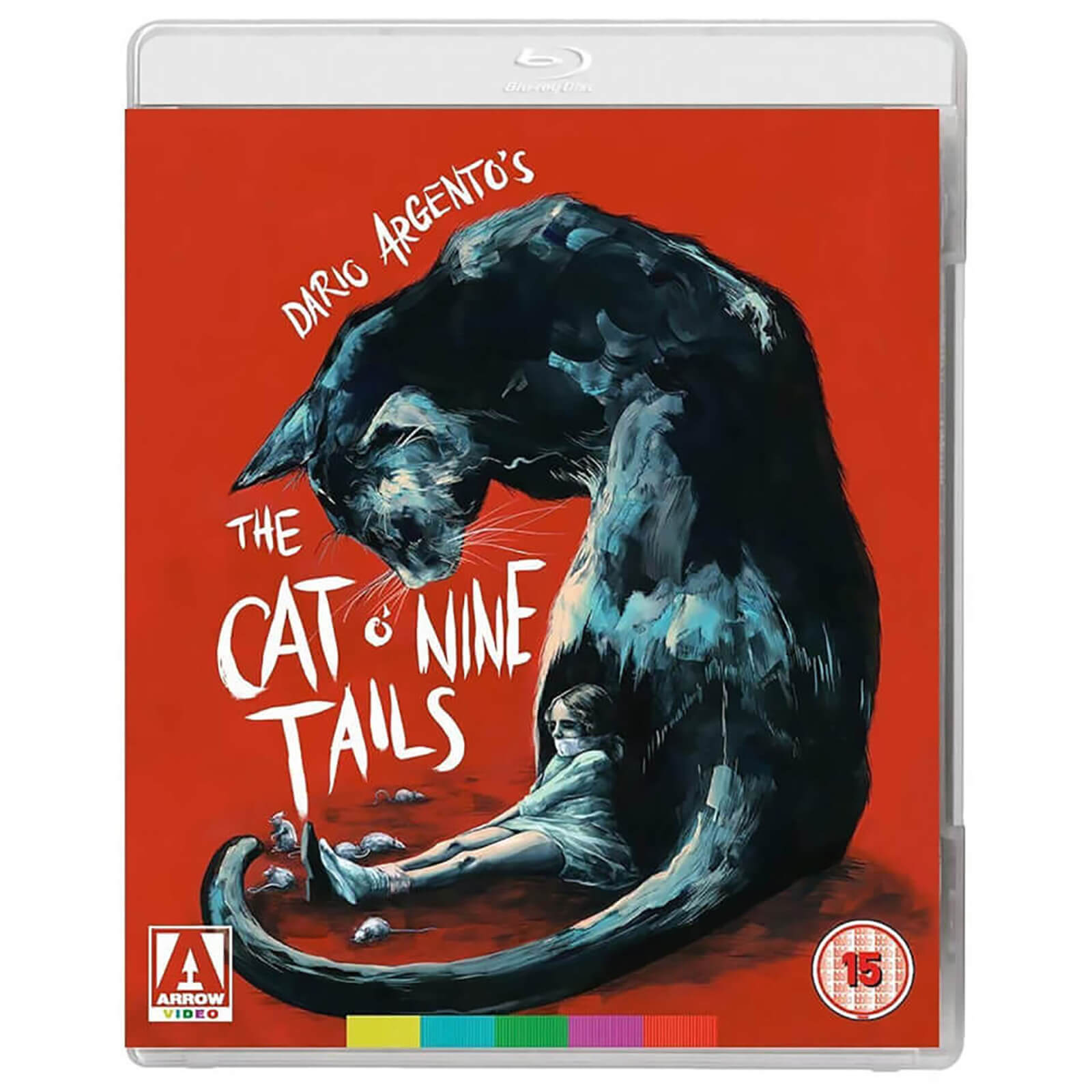 The Cat O' Nine Tails von Arrow Video