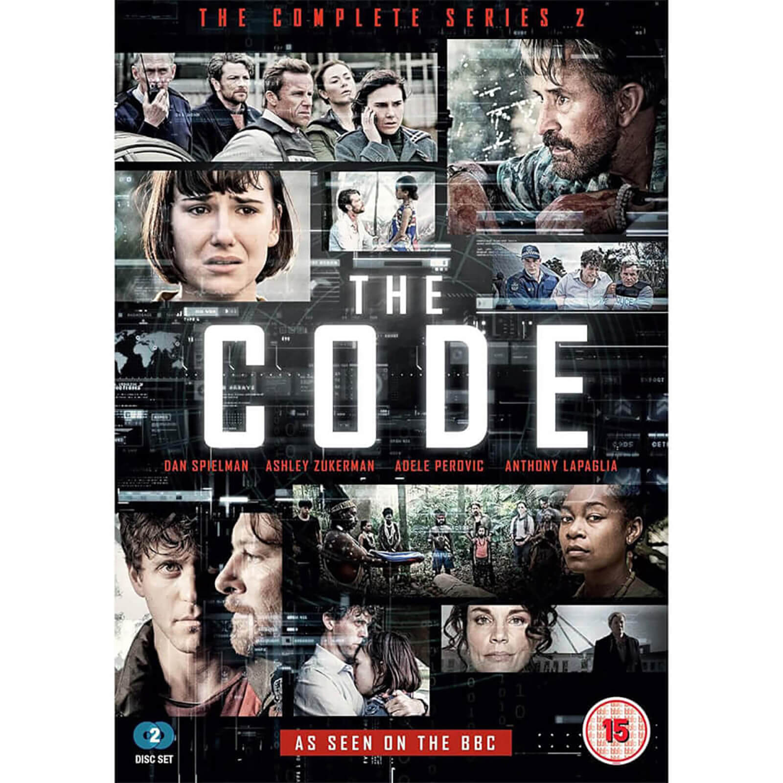 The Code - Season 2 von Arrow Video
