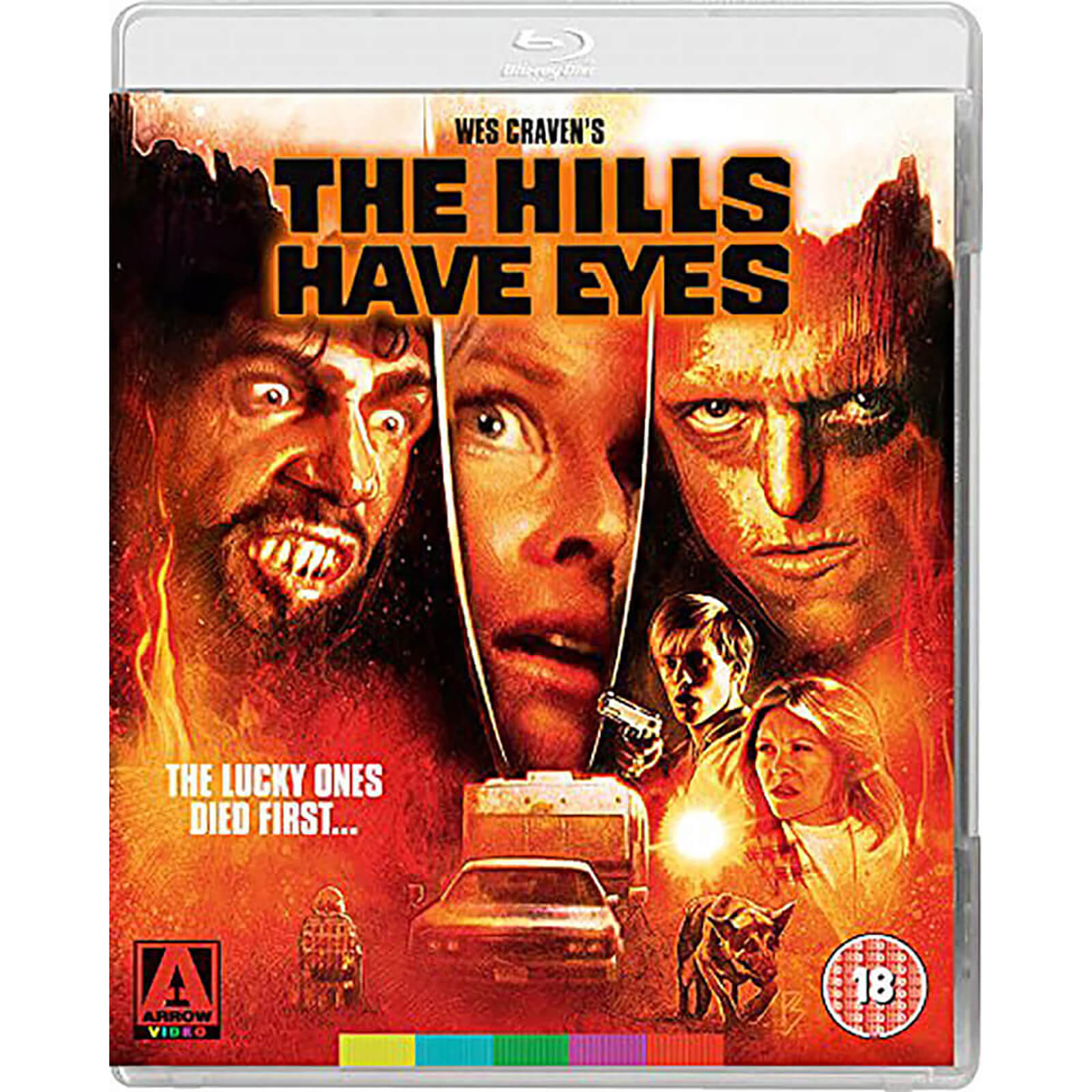 The Hills Have Eyes von Arrow Video