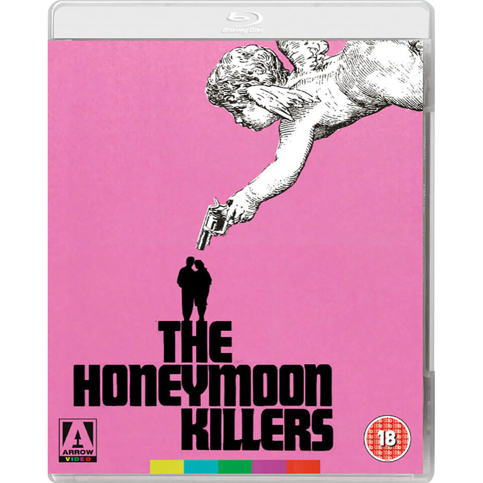 The Honeymoon Killers von Arrow Video