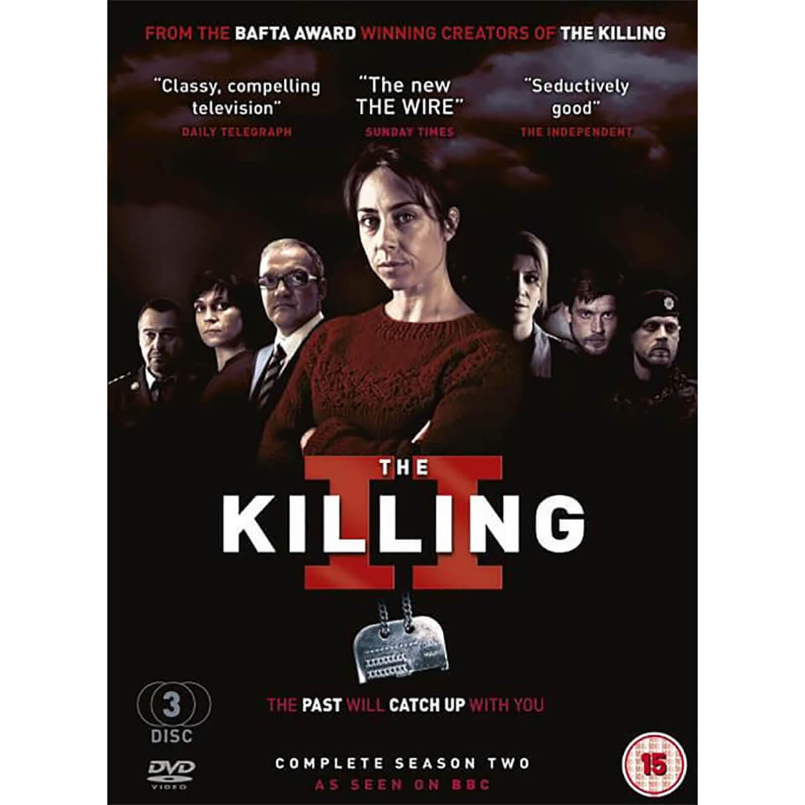The Killing - Complete Season 2 von Arrow Video