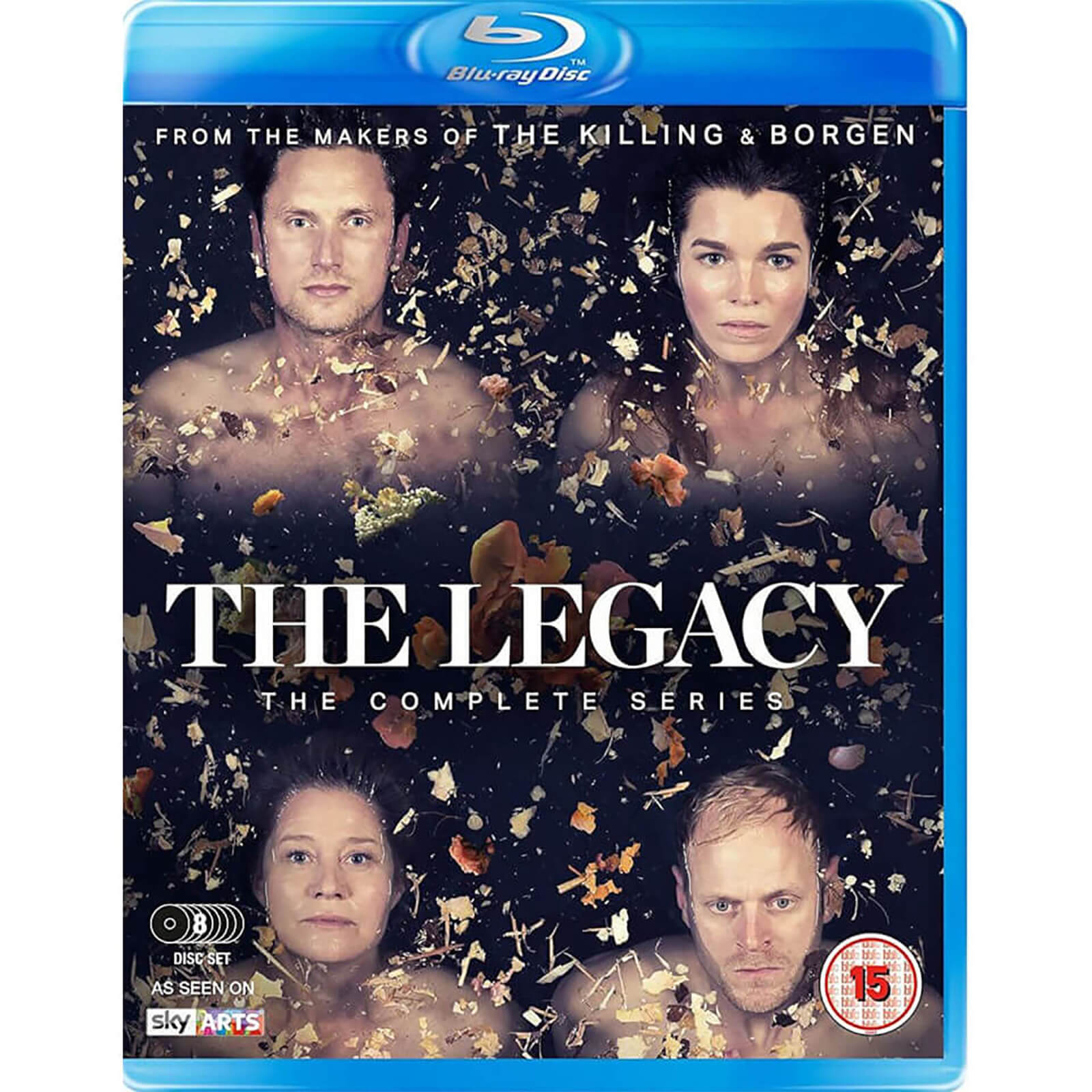 The Legacy Trilogy von Arrow Video
