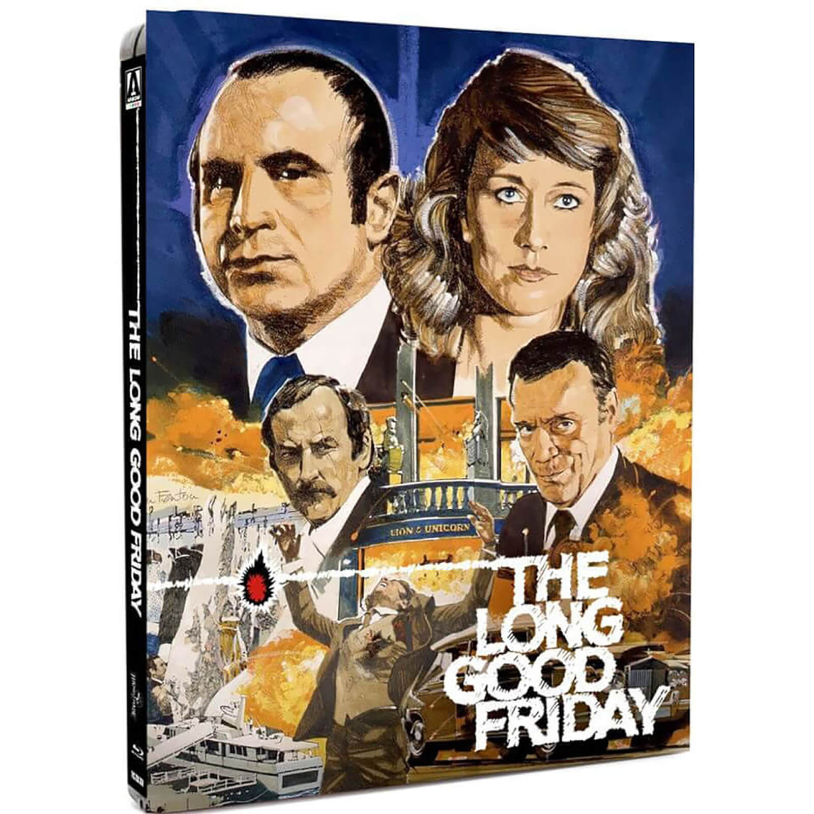 The Long Good Friday - Limited Edition Steelbook von Arrow Video