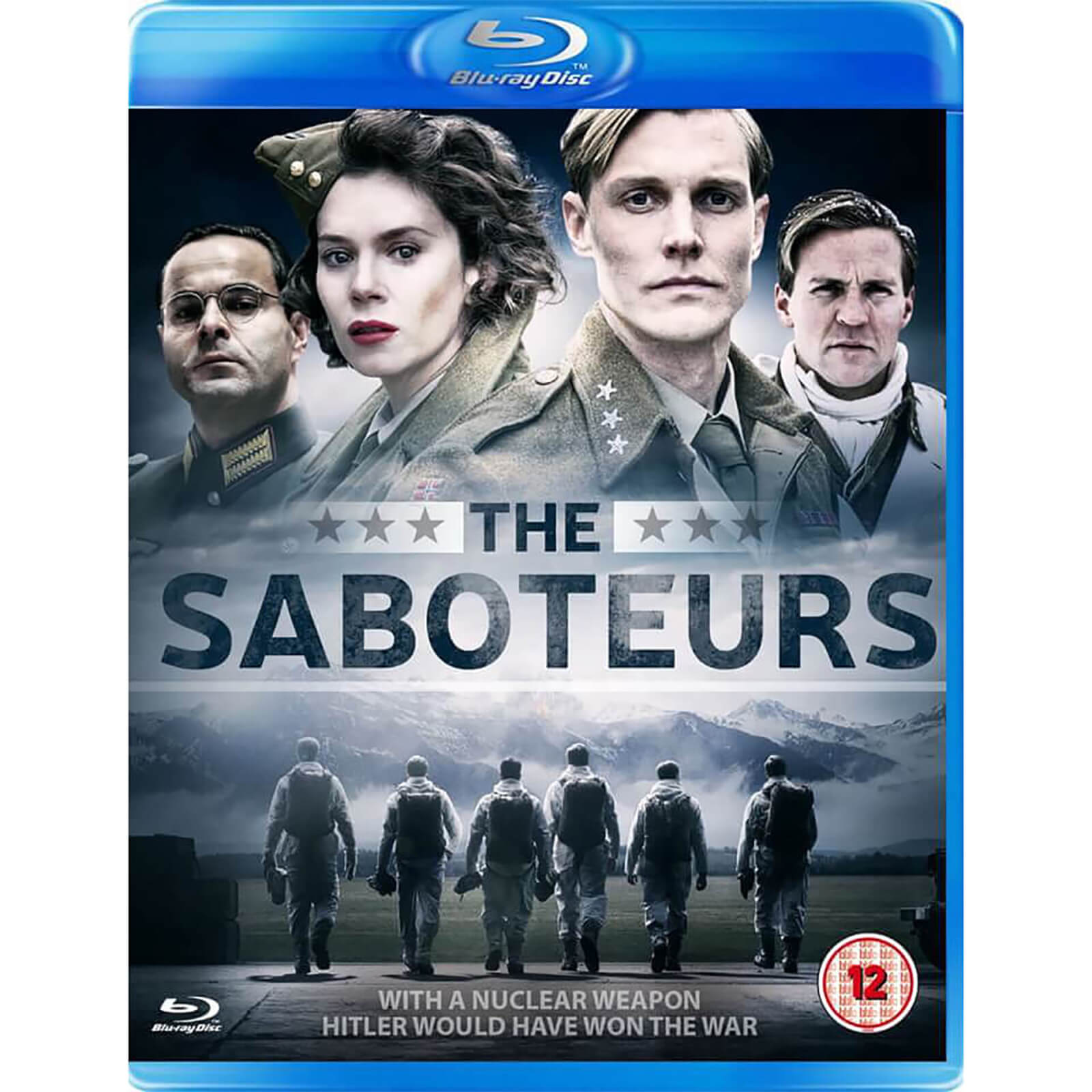 The Saboteurs von Arrow Video