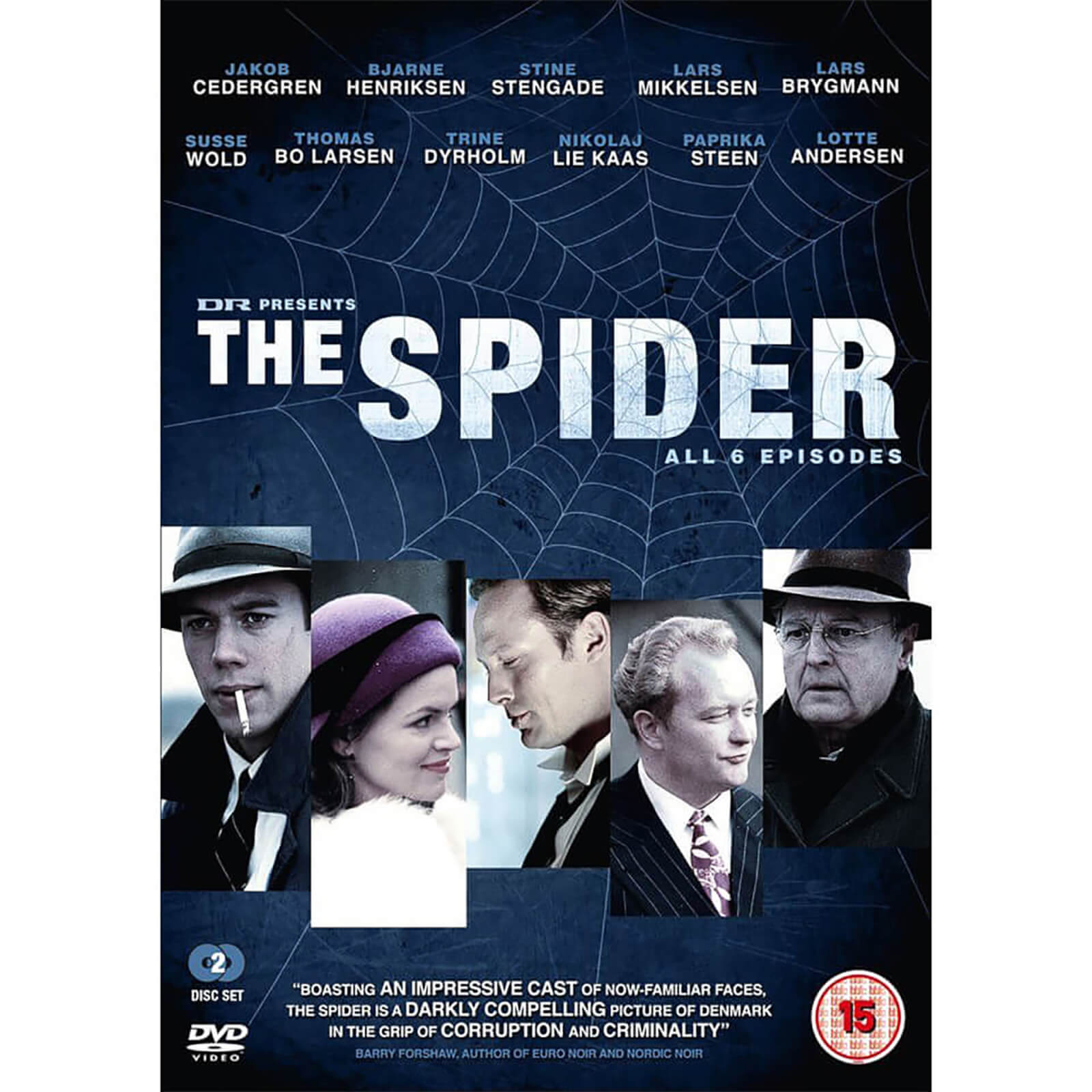 The Spider von Arrow Video