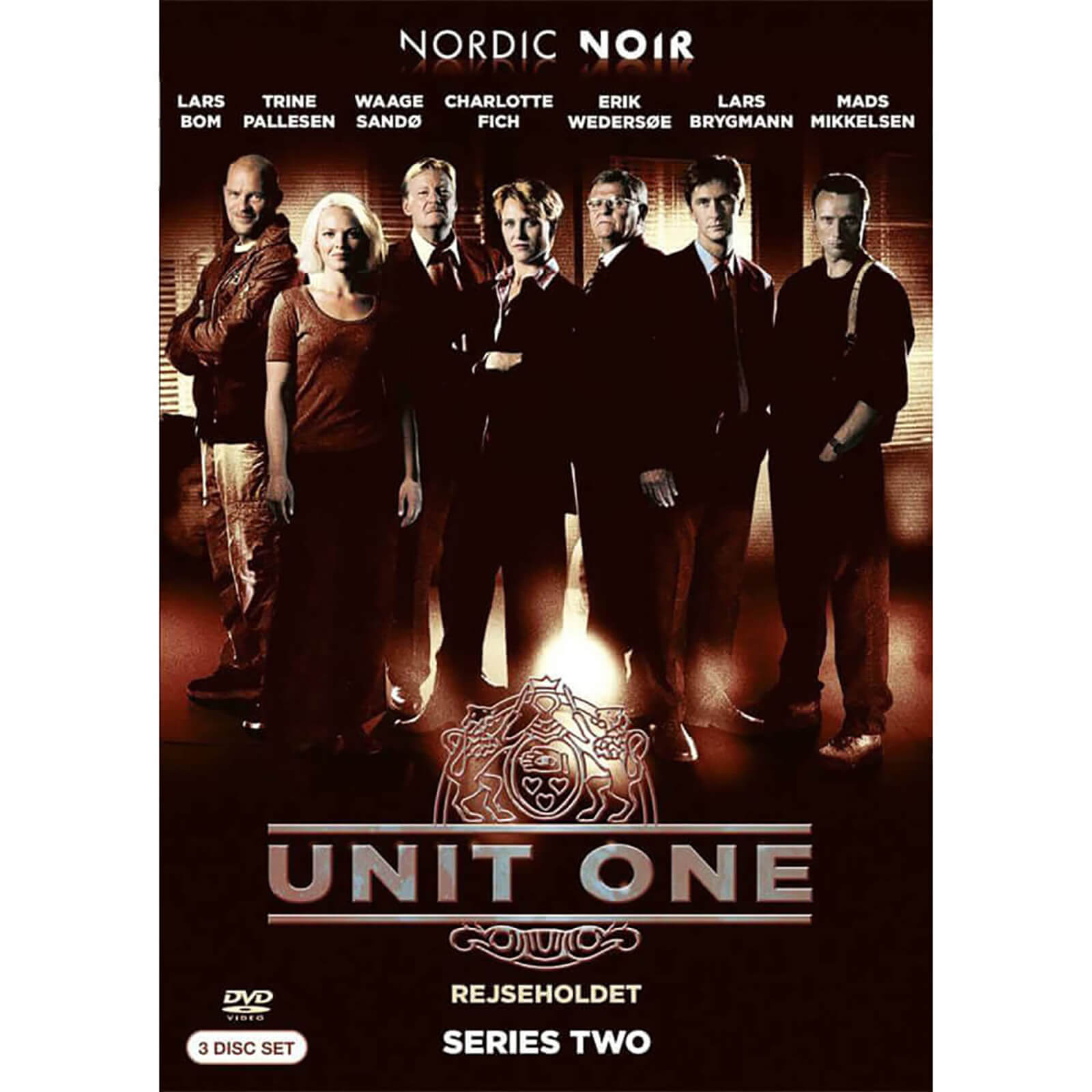 Unit One - Season 2 von Arrow Video