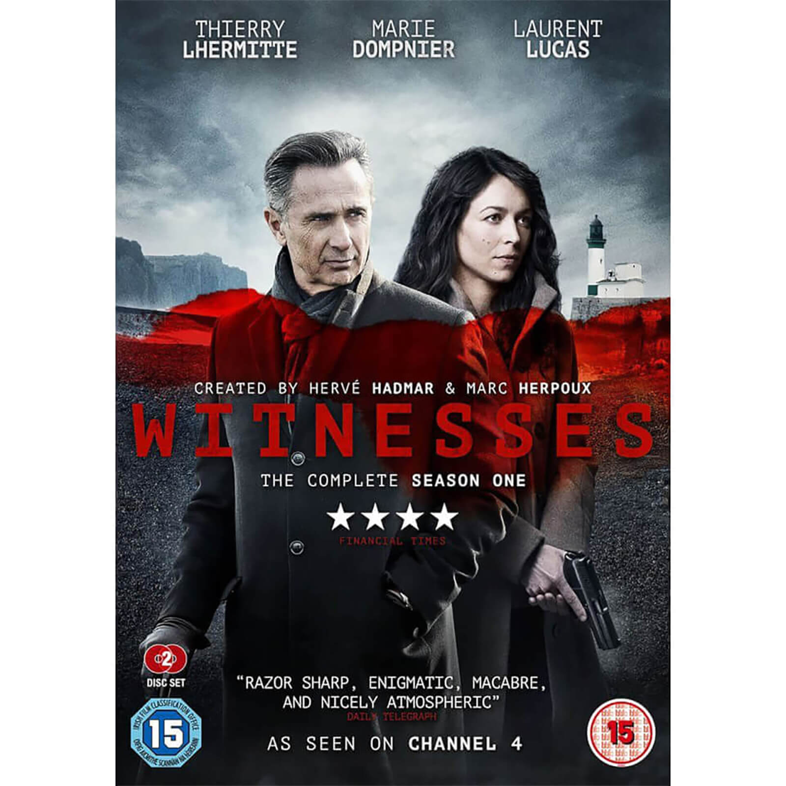 Witnesses - Series 1 von Arrow Video
