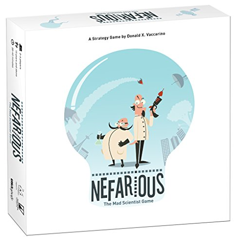 Nefarious: The Mad Scientist Game! von Ascora Games