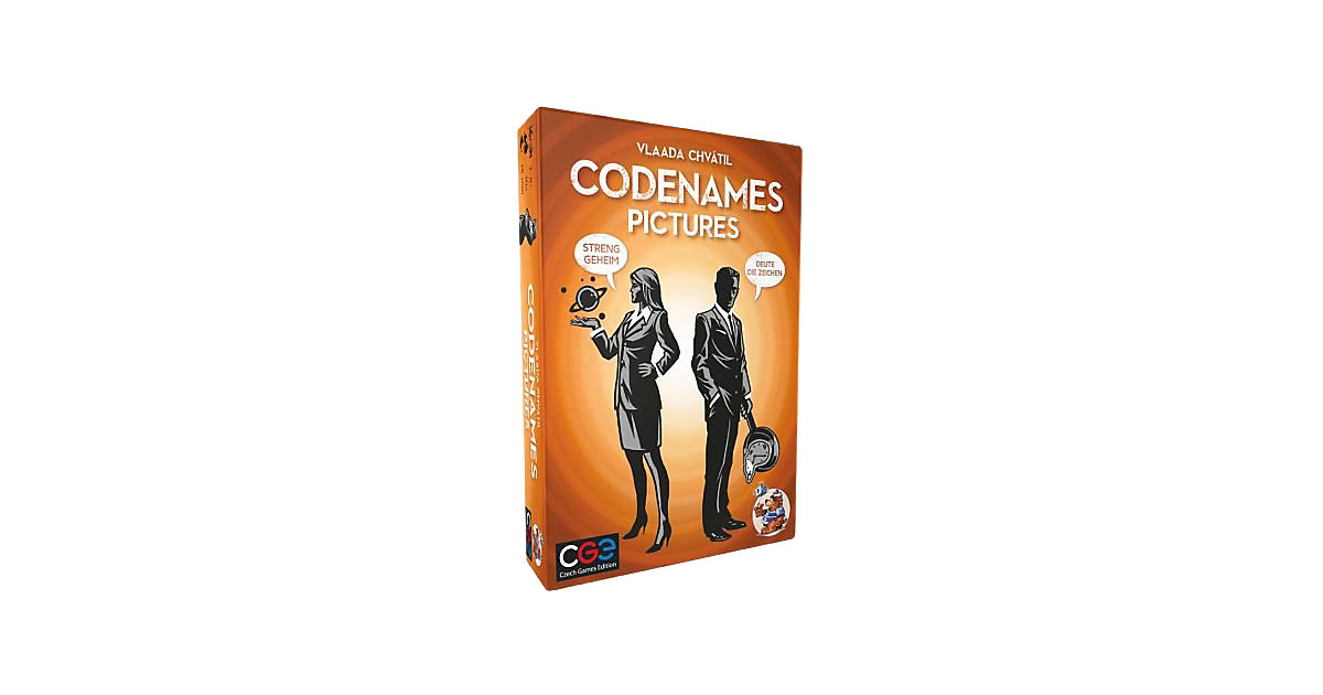 Codenames Pictures von Asmodee