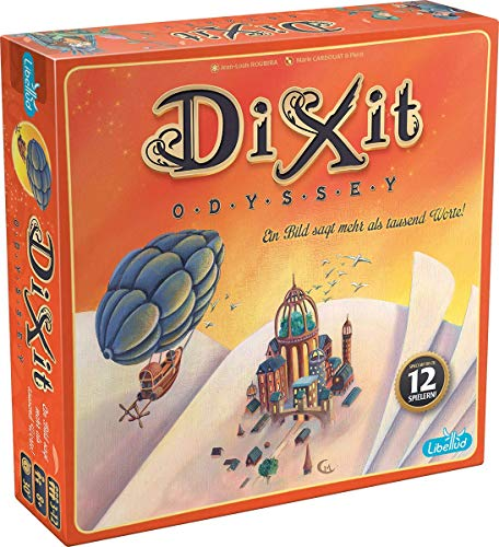 Asmodee Libellud 484975 - Dixit Odyssey von Asmodee