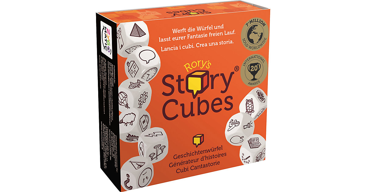 Rory's Story Cubes von Asmodee
