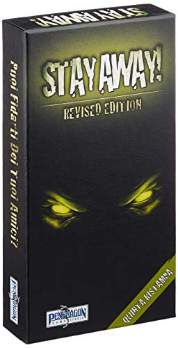 Asterion 0252 – Stay Away Revised Edition, Edizione Italiana, Mehrfarbig von Asterion