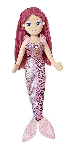"""Aurora World 33069 - Sea Sparkles - Meerjungfrau Maryn 18In, 46 cm"" von Aurora World Ltd"