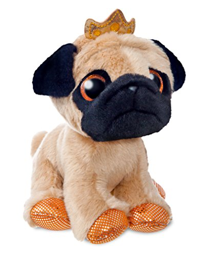 Aurora World 60879 Royal Mops Hund 7 in, bunt von Aurora