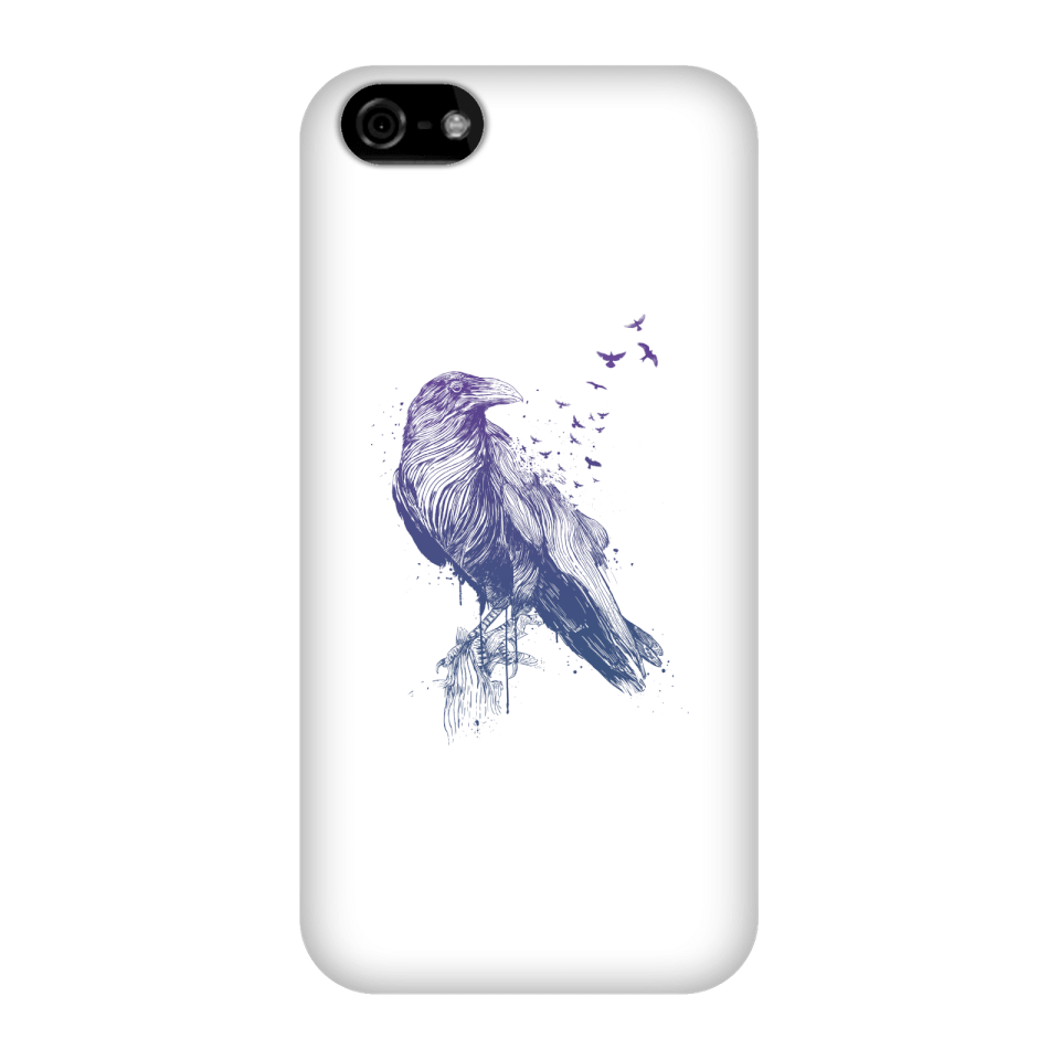 Balazs Solti Birds Flying Phone Case for iPhone and Android - iPhone 5C - Snap Case - Matte von Balazs Solti
